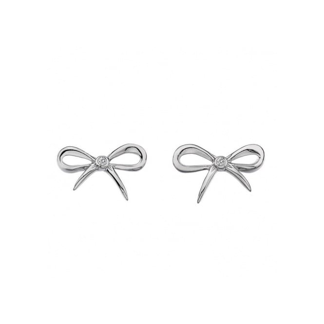 Hot Diamonds DE346 Flourish Stud Earrings