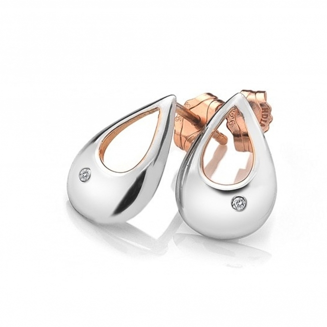 Hot Diamonds DE476 Journey Earrings