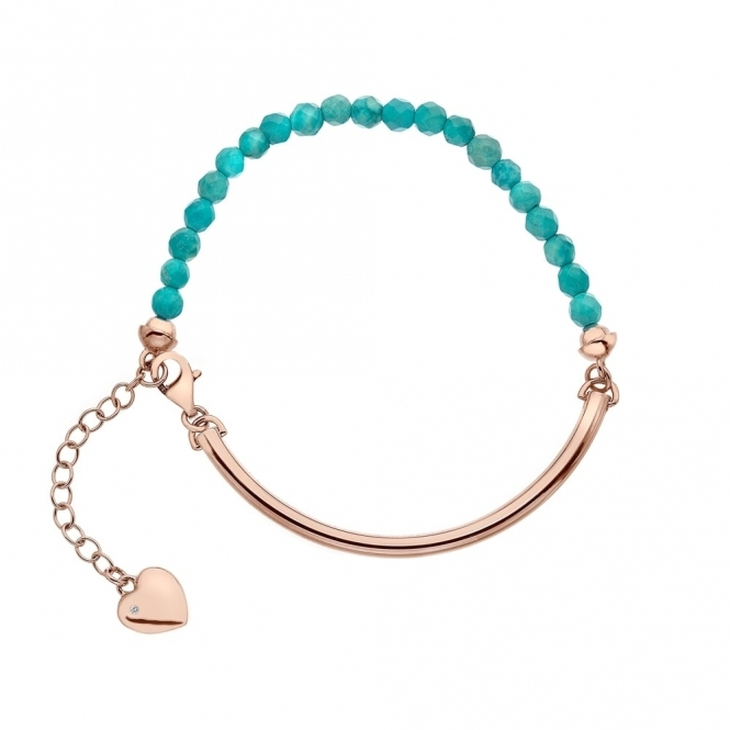 Hot Diamonds DL308 Women's Festival Turquoise Bracelet