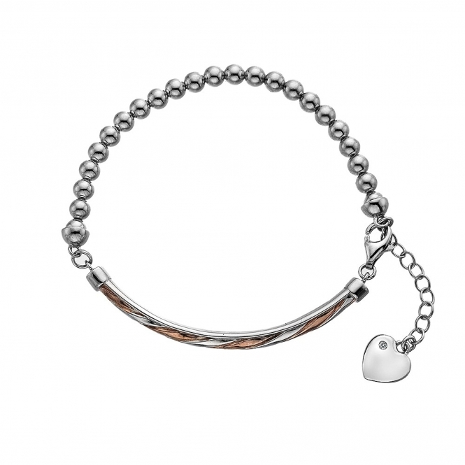 Hot Diamonds DL532 Breeze Bead Bracelet