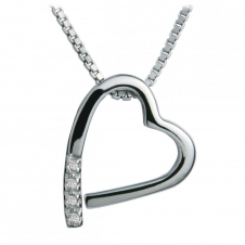 Hot Diamonds DP100 Memories Diamond Pendant