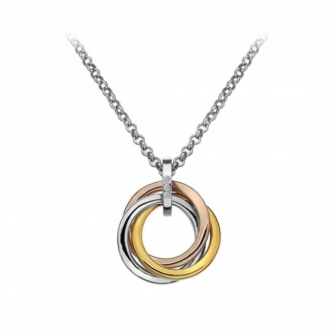 Hot Diamonds DP544 Trio Diamond Pendant