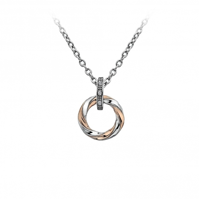 Hot Diamonds DP629 Breeze Pendant