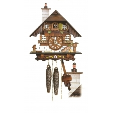 Hubert Herr 65-13-V Mechanical Cuckoo Clock