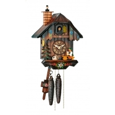 Hubert Herr 65-20-V-KA-BI Mechanical Cuckoo Clock