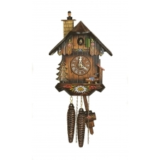 Hubert Herr 65-20-V-KA Mechanical Cuckoo Clock