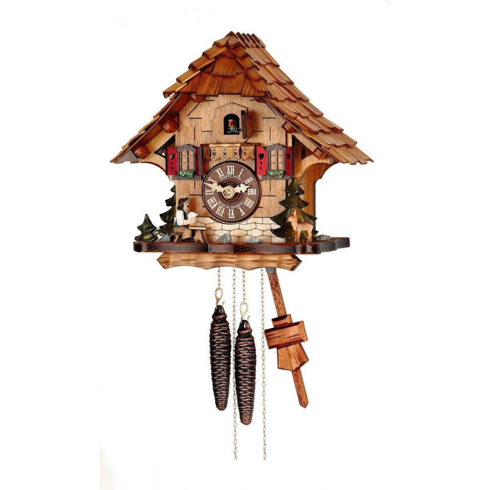 Buy Hubert Herr 734212 V Mechanical Cuckoo Clock