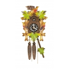 Hubert Herr 800-1 Mechanical Cuckoo Clock