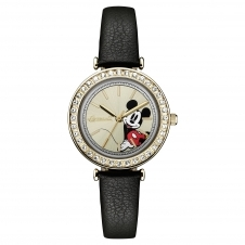 Disney By Ingersoll ID00301 Women's Stone Set Wristwatch