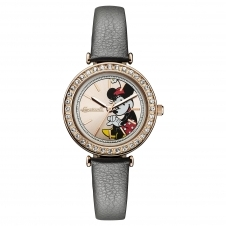 Disney By Ingersoll ID00302 Women's Stone Set Wristwatch