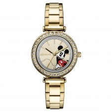 Disney By Ingersoll ID00304 Women's Stone Set Wristwatch