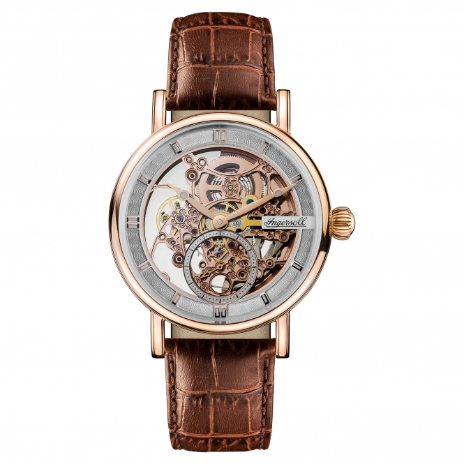 Ingersoll I00401 The Herald Automatic Wristwatch