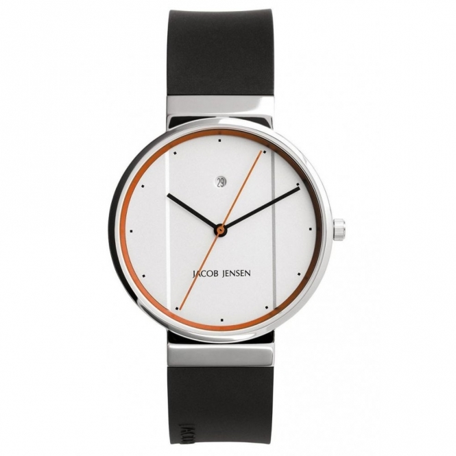 Jacob Jensen 755 Men's New Series Wristwatch