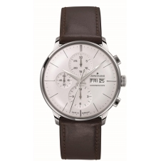 Junghans 027-4120.01 Meister Chronoscope Automatic Wristwatch
