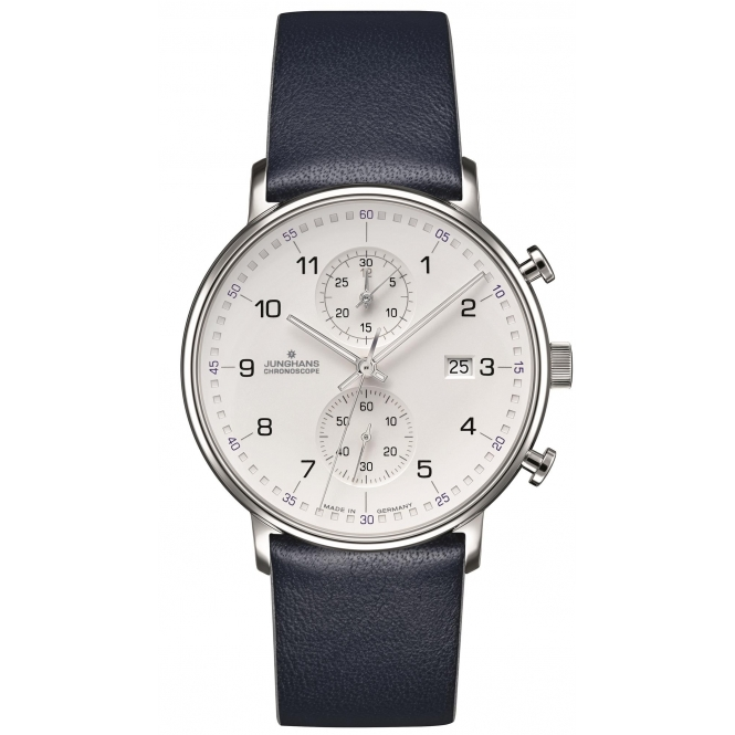 Junghans 041-4775.00 Form C Wristwatch