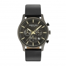Kenneth Cole KC15106004 Men's Bleeker Chronograph Wristwatch