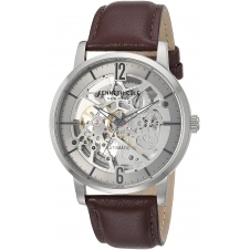 Kenneth Cole KC50054001 Men's Automatic Skeleton Wristwatch