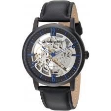 Kenneth Cole KC50054002 Men's Automatic Skeleton Wristwatch