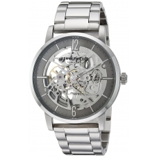 Kenneth Cole KC50054005 Men's Automatic Skeleton Wristwatch