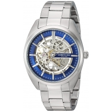 Kenneth Cole KC50064003 Men's Automatic Skeleton Wristwatch