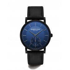 Kenneth Cole KC50066004 Men's Blue Dial Wristwatch