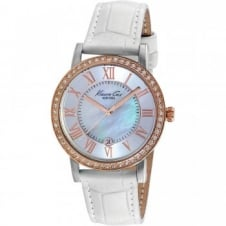 Kenneth Cole KC2836 Women's' Stone Set Wristwatch