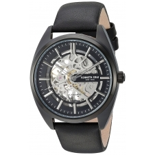 Kenneth Cole KC50064001 Men's Automatic Skeleton Wristwatch