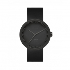 Leff Amsterdam LT72011 D42 Black Tube Wristwatch