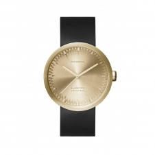 Leff Amsterdam LT72021 Men's D42 Brass Tube Wristwatch