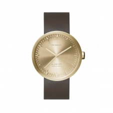 Leff Amsterdam LT72022 Men's D42 Brass Tube Wristwatch