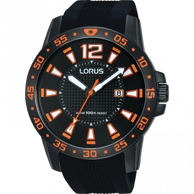 Lorus RH931FX9 Men's Sports Wristwatch