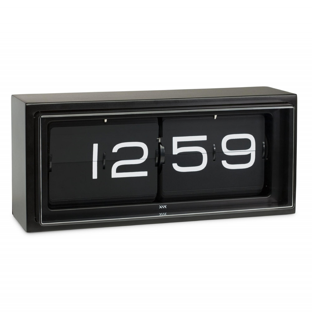 High Quality LT15401 Brick 24HR Vintage Style Flip Clock Amazing Pictures