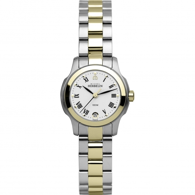 Michel Herbelin 12839-BT01 Women's Ambassador Wristwatch