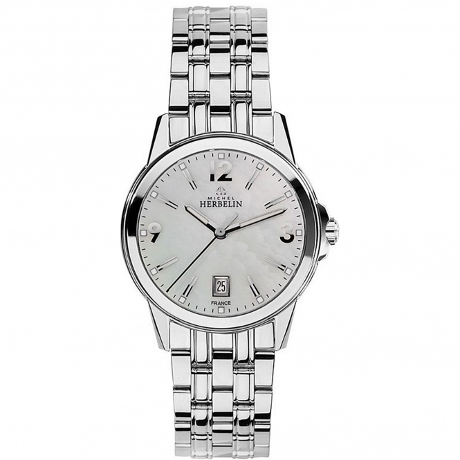 Michel Herbelin 14250-B19 Women's City Wristwatch