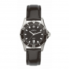 Michel Herbelin 14290-AN14 Women's Newport Trophy Wristwatch