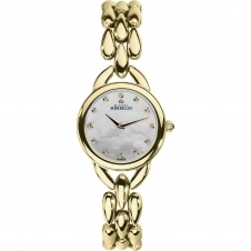 Michel Herbelin 17475-BP59 Women's Waterfall Wristwatch