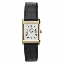Michel Herbelin 17478-P08 Women's Art Deco Wristwatch