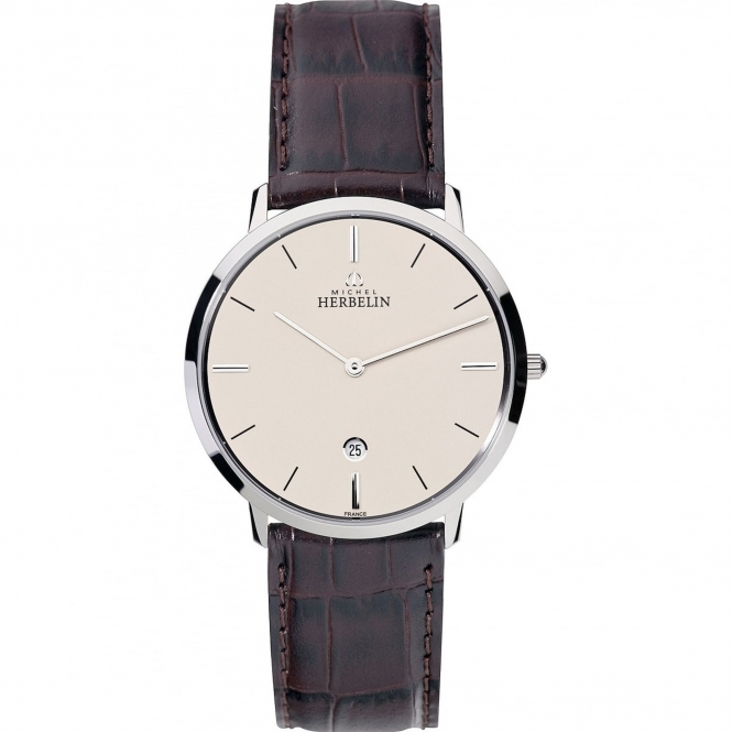 Michel Herbelin 19515-17MA Men's Ikone Grande Wristwatch