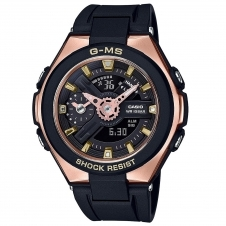 G-Shock MSG-400G-1A1ER Baby-G Multifunction Wristwatch