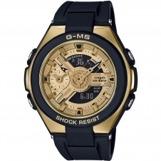 G-Shock MSG-400G-1A2ER Baby-G Multifunction Wristwatch