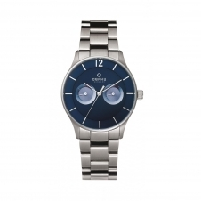 Obaku Luft Denim Men's Wristwatch V192GMCLSC