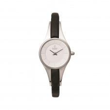Obaku Morgen Black Women's Wristwatch V110LXCIRB