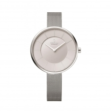 Obaku Sand Steel Women's Wristwatch V185LXCIMC