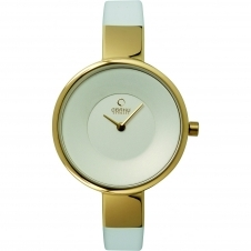 Obaku Sol Cotton Women's Wristwatch V149LXGIRW