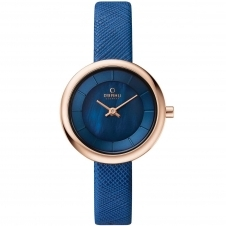 Obaku Stille Navy Women's Wristwatch V146LXVLRA