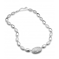 Rachel Galley P100-SV Women's Pebble Necklace