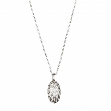 Rachel Galley P103-SV Women's Pebble Pendant