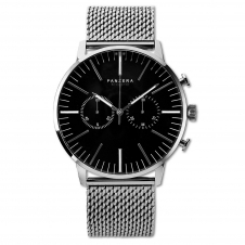 Panzera B47-01M Terros Mesh Ltd Mechanical Wristwatch