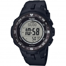 Casio PRG-330-1ER Pro Trek Solar Digital Triple Sensor Wristwatch