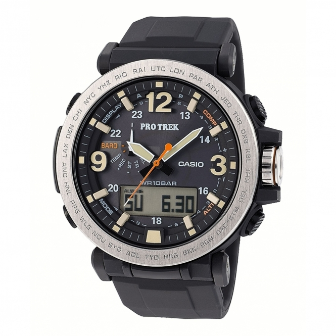 PRG-600-1ER Men's Pro Trek Wristwatch